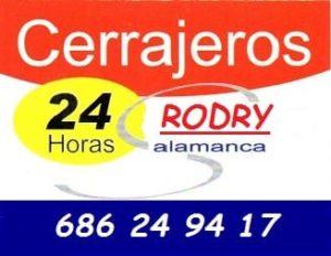 cerrajeros en Salamanca
